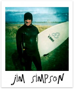 Jim Simpson, Owner of Surf Ballard