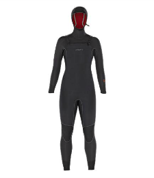 Patagonia Women's R4® Front-Zip Hooded Full Wetsuit